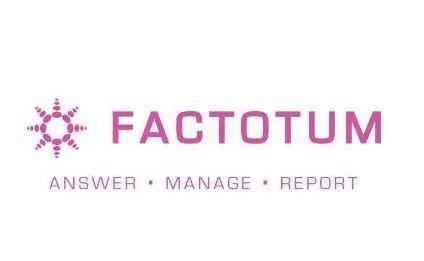 Factotum logo pink