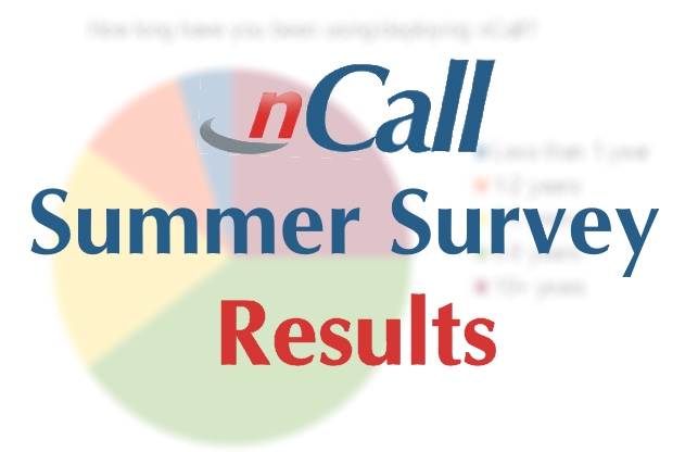 nCall Summer Survey Results